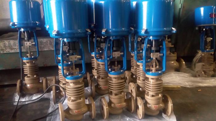 油水分离设备混流风机自力式液压流量调节阀
