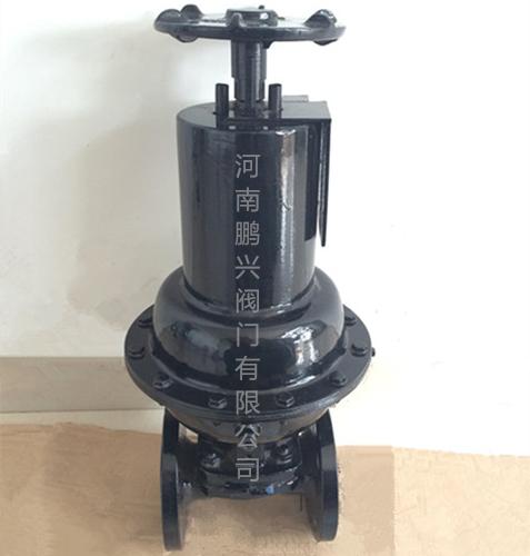 英标气动衬氟隔膜阀