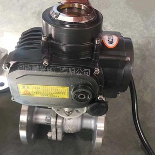 IP68防水电动球阀
