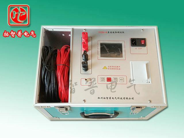 高压开关回路电阻测试仪和变压器直流电阻测试