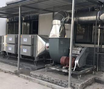 CNC油雾净化器