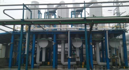 废水除盐蒸发器