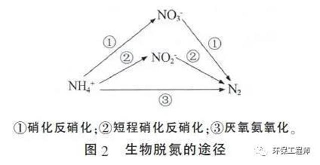 高低浓度氨氮废水处理工艺的对比!,工业废水,高浓度废水,污水处理(图5)