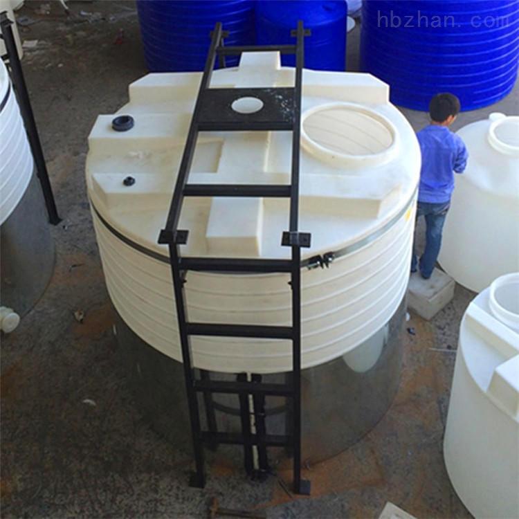 上海5000L塑料搅拌罐 工业循环水处理药剂储
