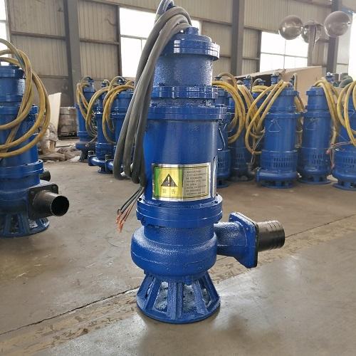 BQW矿用防爆潜水泵