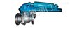 Q741TC液动陶瓷球阀碳钢