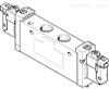 FESTO电磁阀VUVG-L18-P53C-T-G14-1H2L-W1