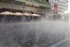 北京購物中心噴霧降溫工程