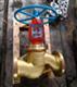 黃銅氧氣專用止回閥HY41W HY41F