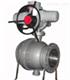 Q947MF電動卸灰球閥